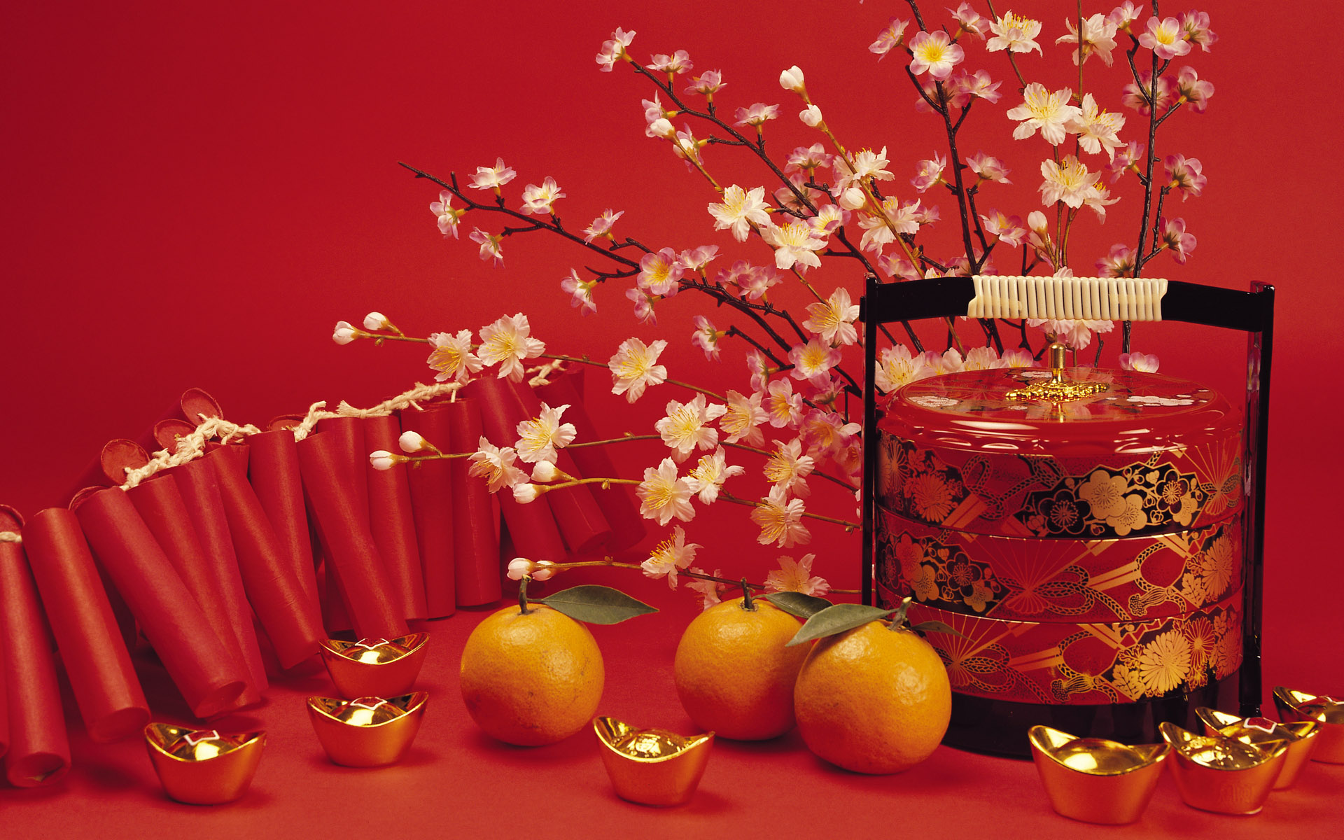 Wallpaper Chinese New Year Widewcreen