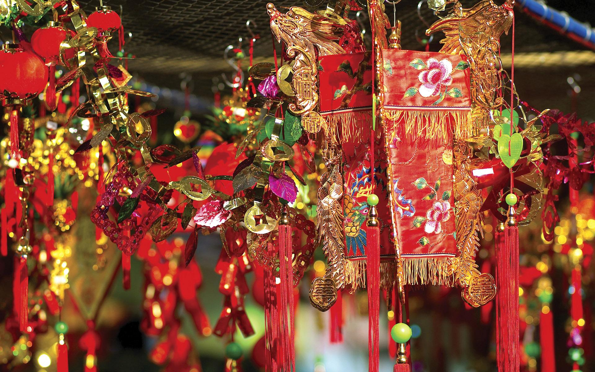 春节 colouring pages