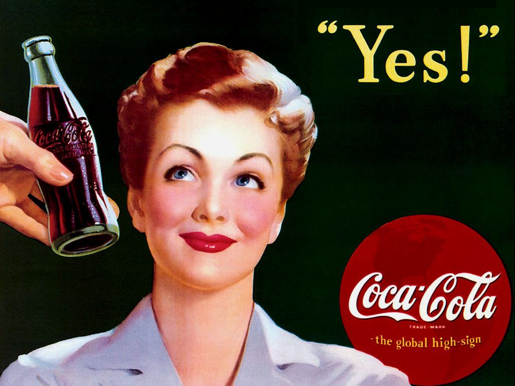 Wallpaper - Coca Cola