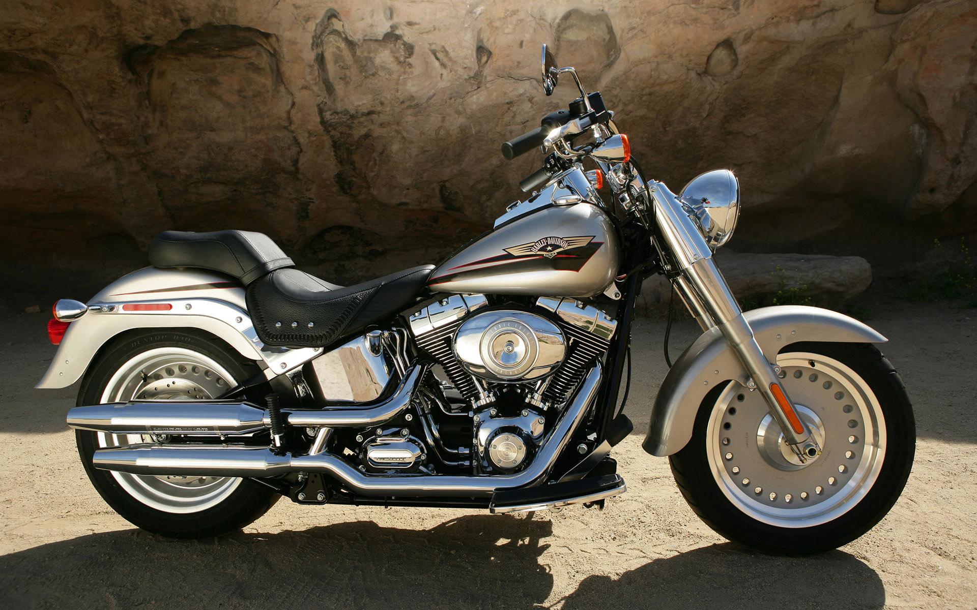 Kids N Fun Com Wallpaper Harley Davidson Widescreen