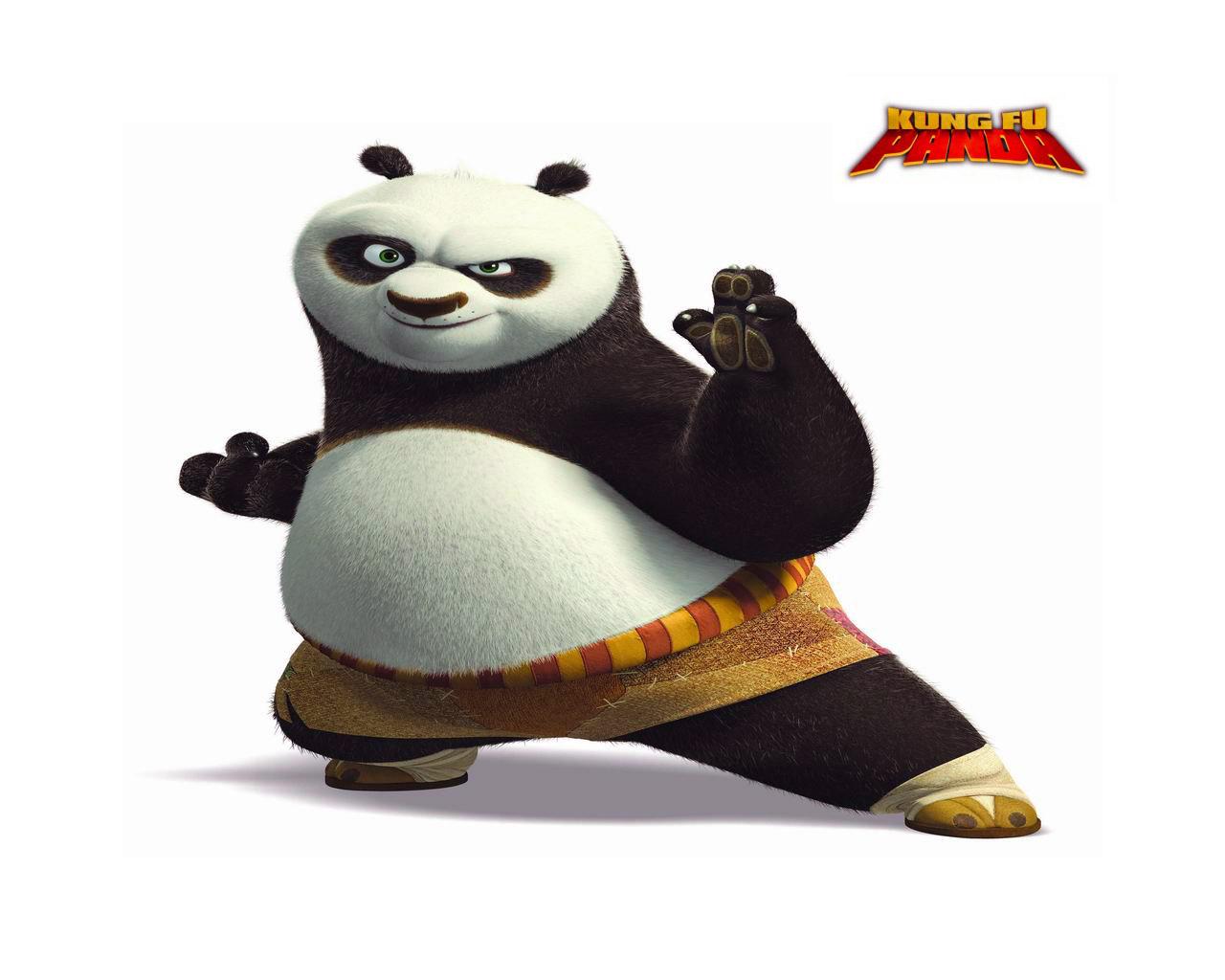 Wallpaper kung fu panda