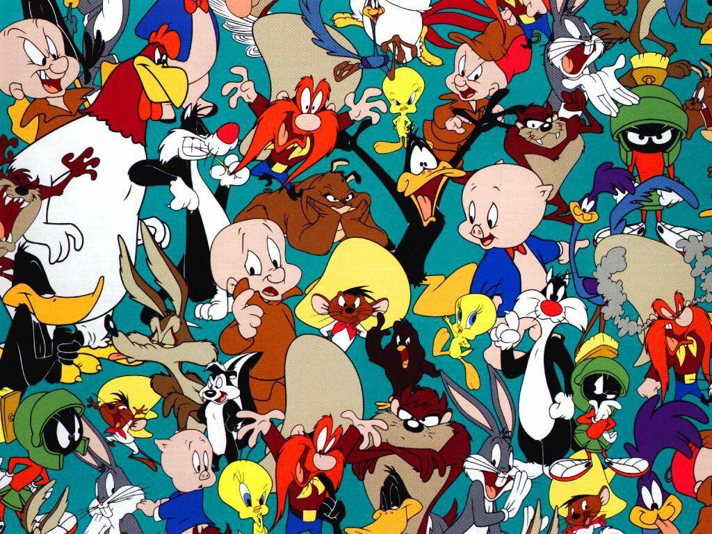 Cartoon Characters Named Sam : Kids n fun wallpaper looney tunes