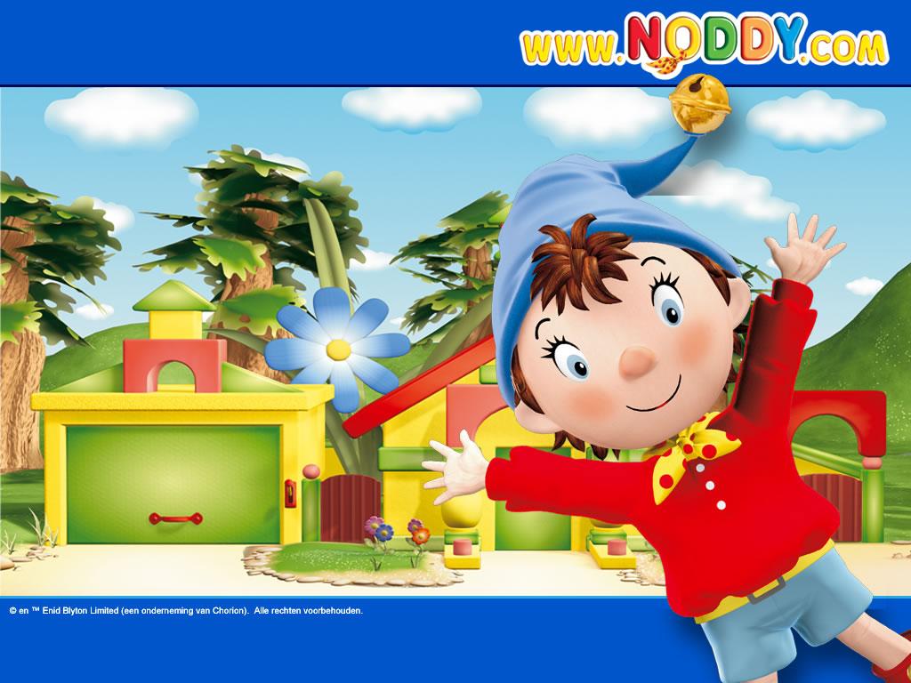 Wallpaper - Noddy