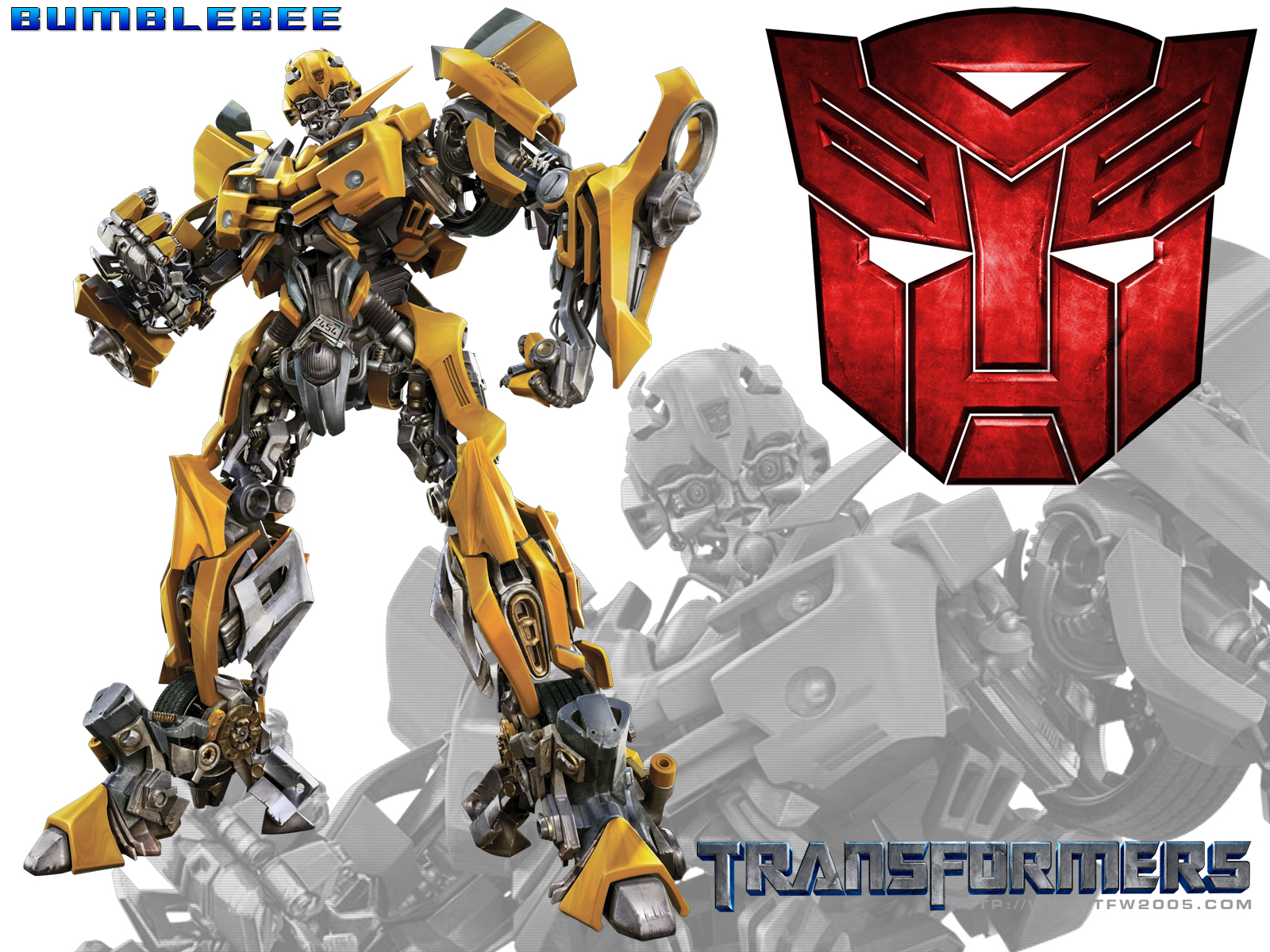 Kids N Fun Com Wallpaper Transformers Transformers