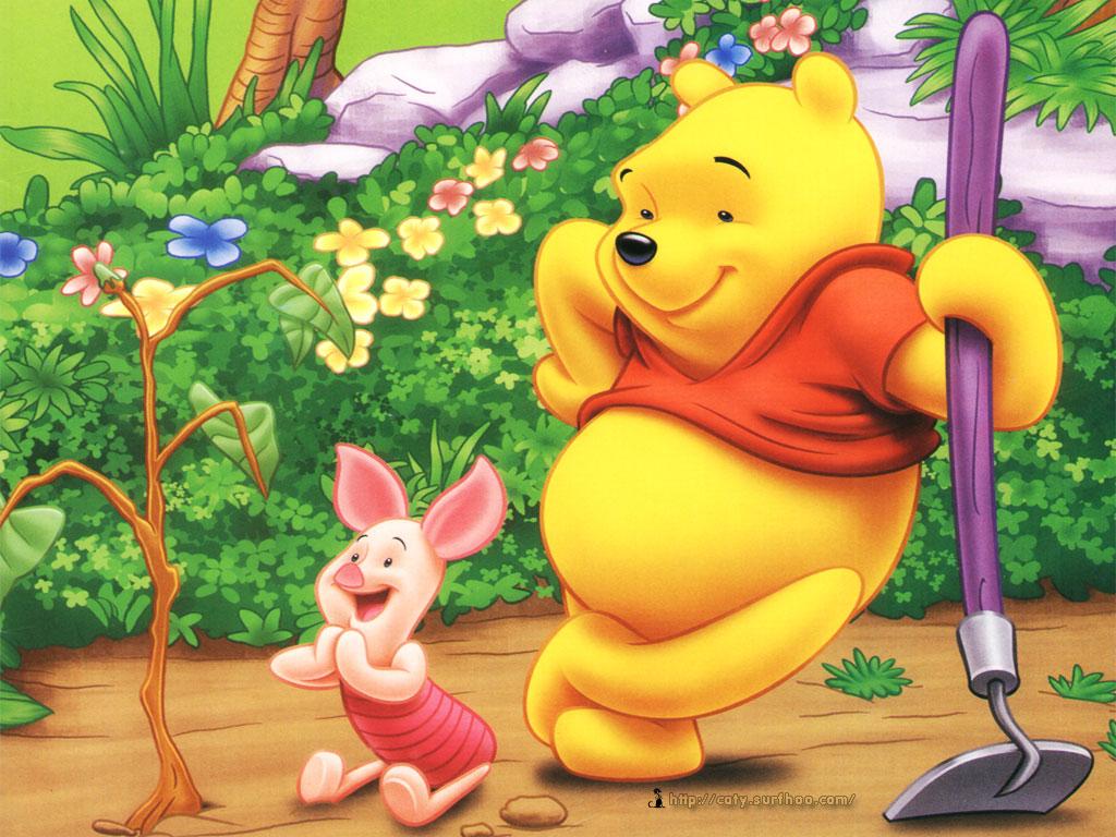 Wallpaper - Winnie the Pooh