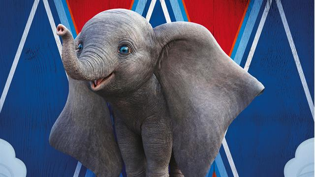 Dumbo (2019) coloring pages