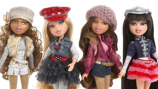 Free Printable Bratz Coloring Pages For Kids | 360x640
