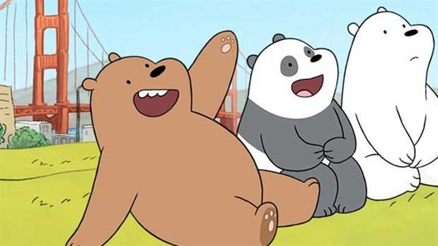 Kids N Fun Com 15 Coloring Pages Of We Bare Bears