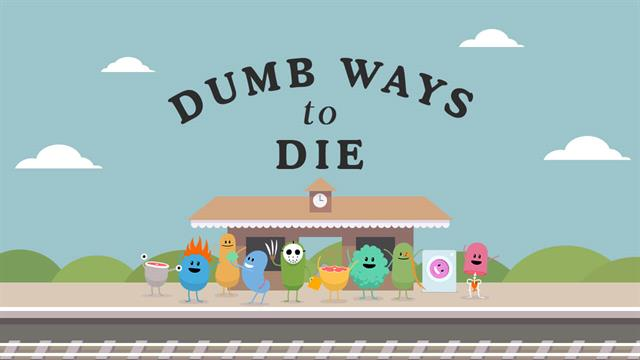Dumb ways to die game