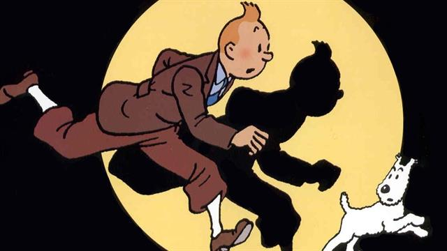 The Adventures of Tintin - Tintin, Professor Calculus and Thomson ... | 360x640