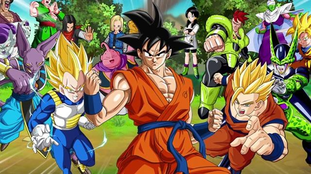 Kids-n-fun.com 55 Coloring Pages Of Dragon Ball Z
