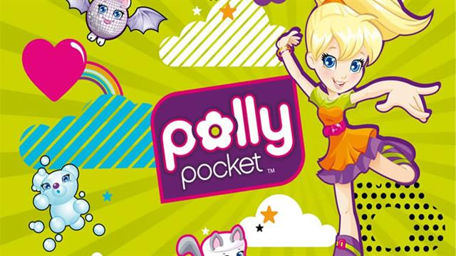 Polly Pocket coloring picture | 360x640