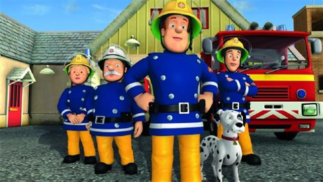 Fireman Sam coloring pages on Coloring-Book.info | 360x640