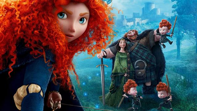 Merida Coloring Pages Collection - Whitesbelfast | 360x640