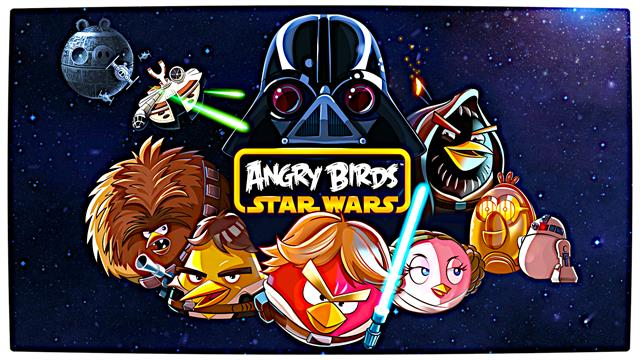 Angry birds coloring pages star wars - timeless-miracle.com | 360x640