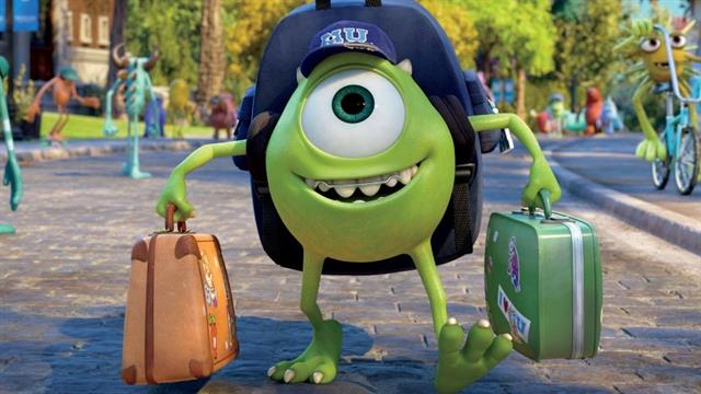 Kids-n-fun.com | 45 coloring pages of Monsters University