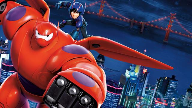 35 Coloring Pages Of Big Hero 6