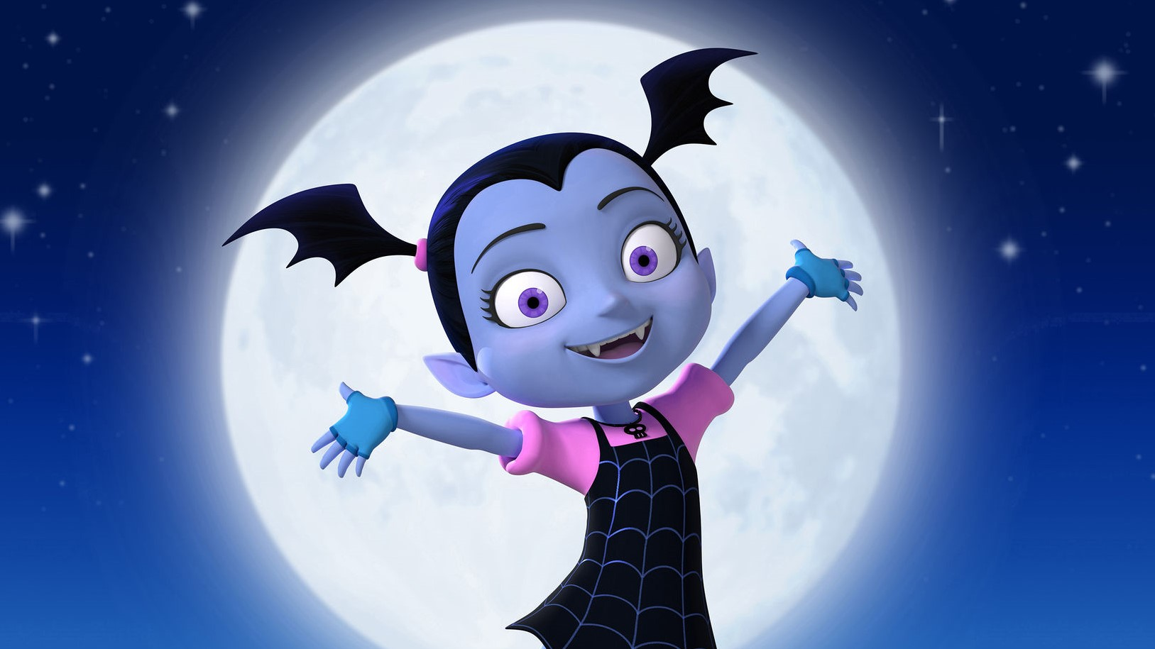 Kids-n-fun.com  10 coloring pages of Vampirina