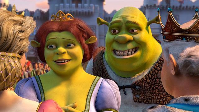 Kids N Fun Com 5 Wallpapers Of Shrek 2
