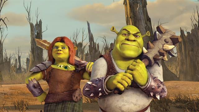 Kids N Fun Co Uk 6 Wallpapers Of Shrek 4 For Ever After