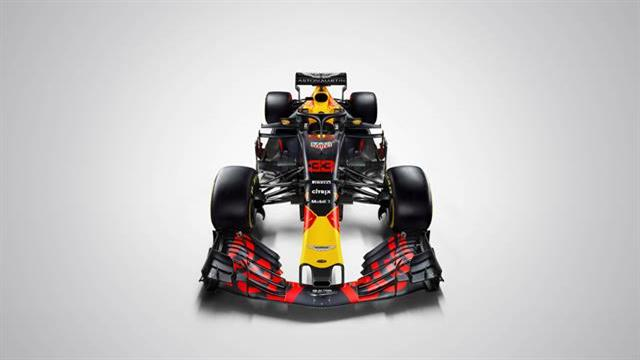 Red Bull RB14 wallpapers