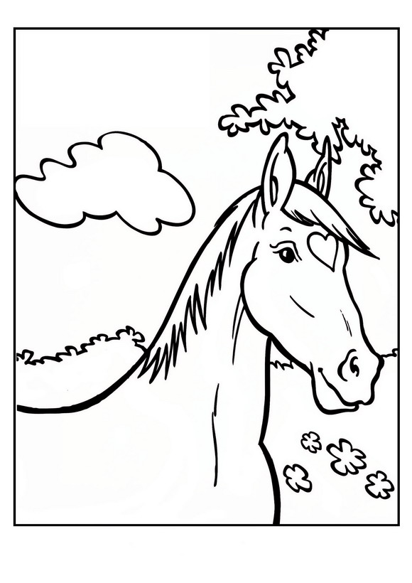 Amika 14 Coloring Pages