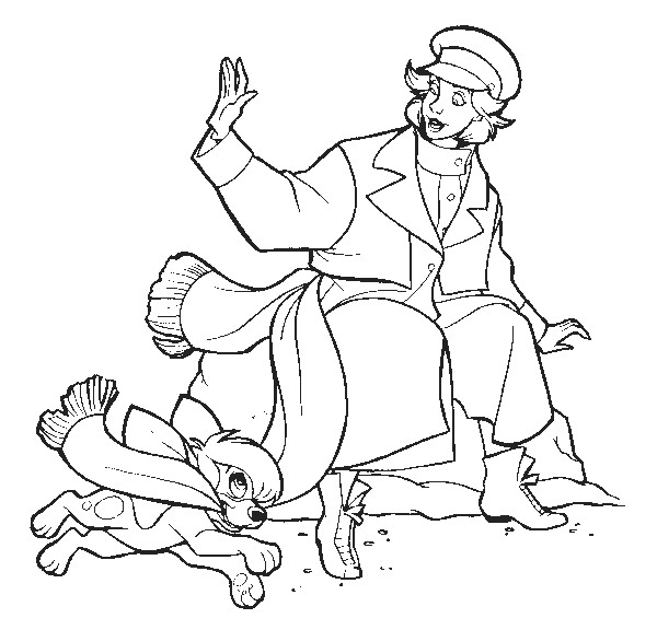 Kids-n-fun.com | 44 coloring pages of Anastasia