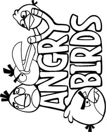 Angry Birds Halloween Kleurplaten.Kids N Fun Com 42 Coloring Pages Of Angry Birds