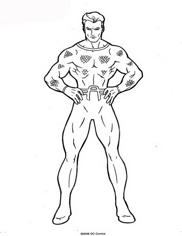 Kids N Fun Co Uk 62 Coloring Pages Of Aquaman Aquaman Coloring Pages
