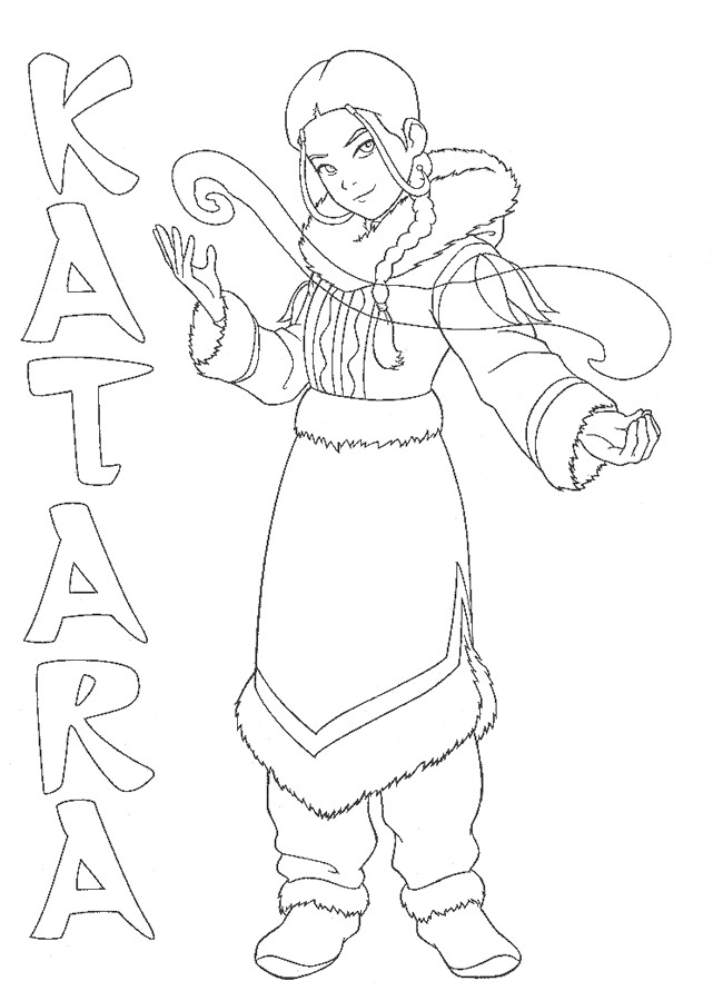 Kids N Fun Co Uk 28 Coloring Pages Of Avatar