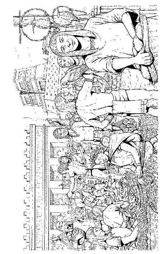 aztec coloring pages letter a - photo#23