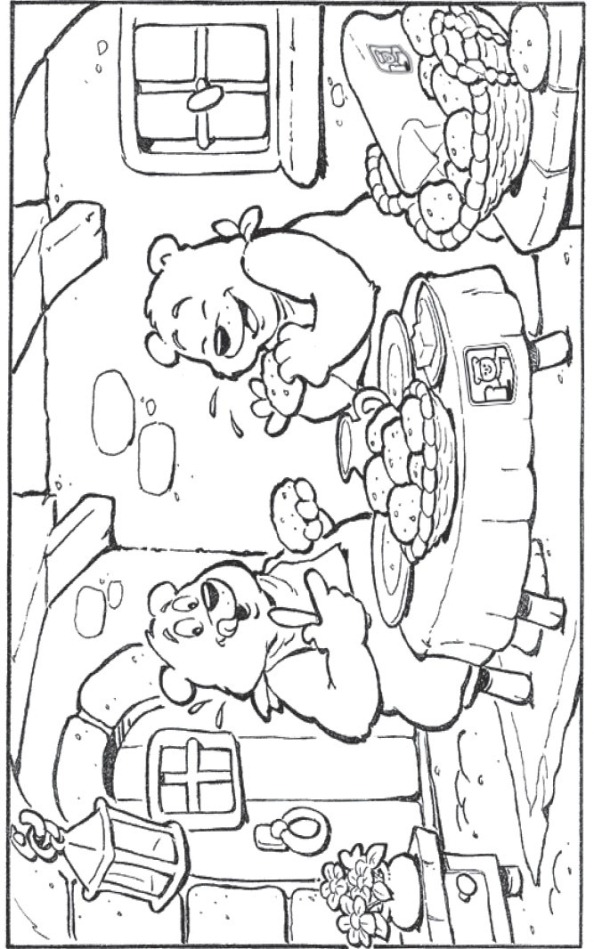 kids n fun com 22 coloring pages of bakery Bakery Coloring Pages for Adults  Coloring Pages Bakery
