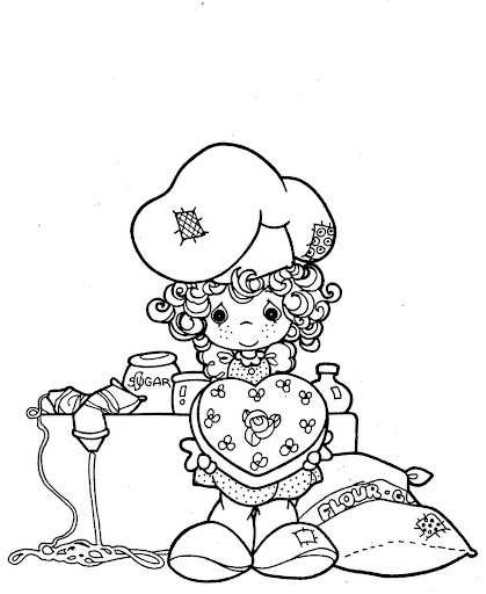 Kids-n-fun.com | 22 coloring pages of Bakery