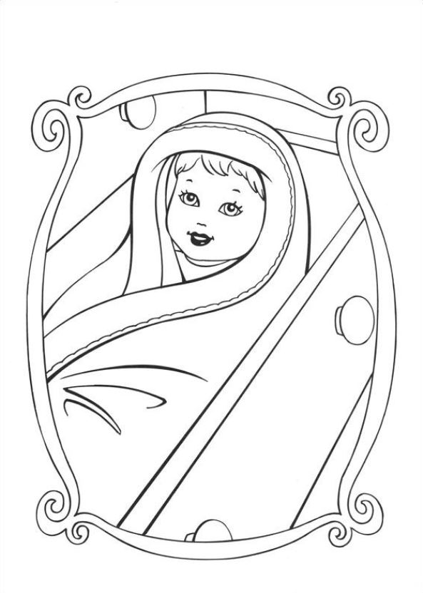 26 Barbie The Princess And Pauper Coloring Pages