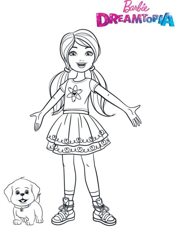 Barbie Und Die Superprinzessin