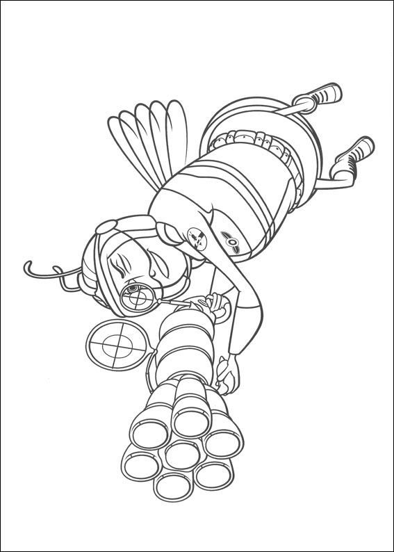 40 Bee Movie Coloring Pages