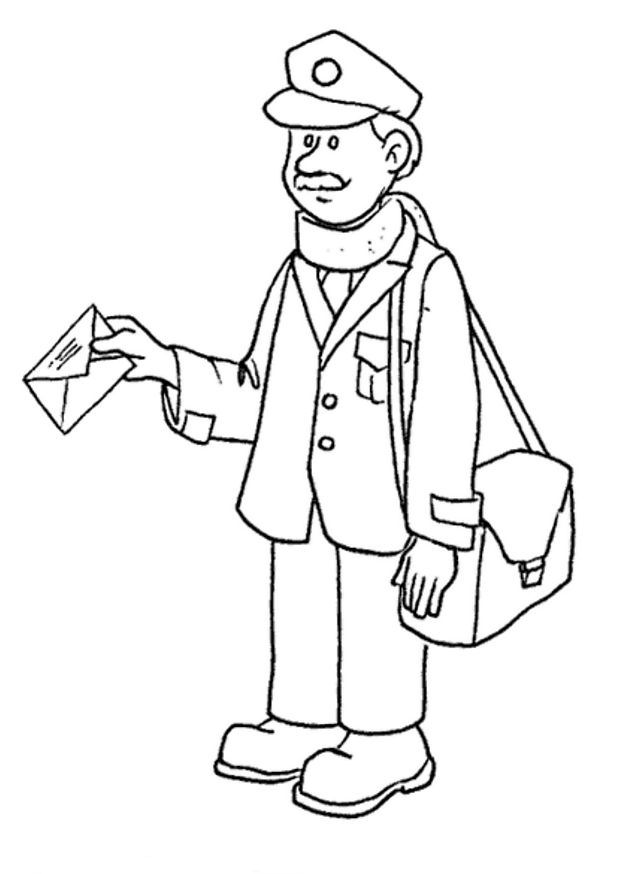 Coloring Pages Kids N Fun : Kids n fun coloring page professions