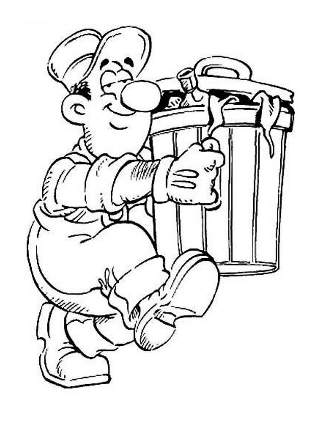 coloring pages of professions - photo#22
