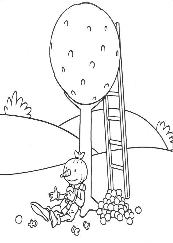 Kids-n-fun.co.uk | 87 coloring pages of Bob the Builder