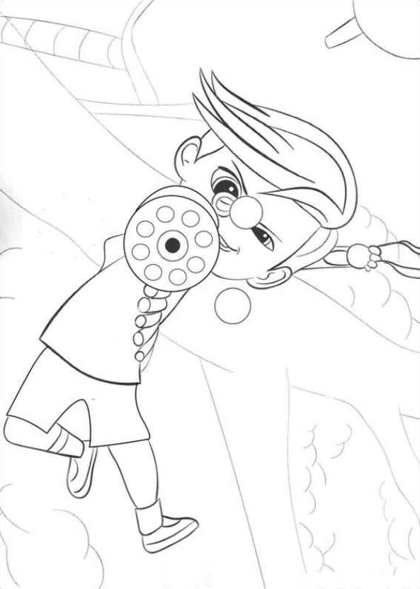 Kids N Fun Com 27 Coloring Pages Of Boss Baby