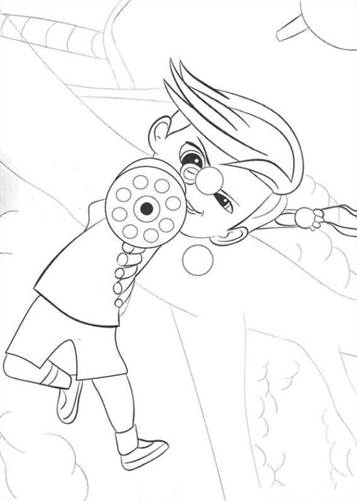 Boss Baby printables, Free coloring printables for The Boss Baby   501x357
