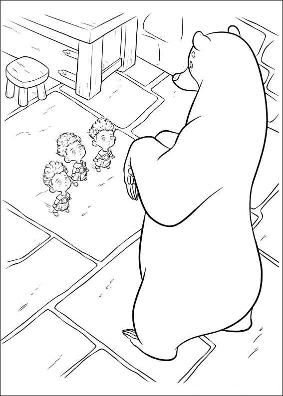 brave coloring pages games free - photo#4