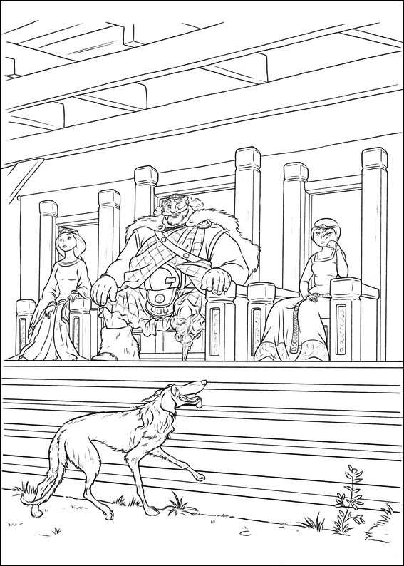 brave coloring pages games free - photo#20