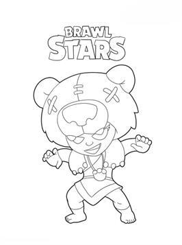 Kleurplaat Frozen Png Kids N Fun Com 26 Coloring Pages Of Brawl Stars