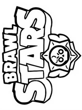 Kids N Fun Com 26 Coloring Pages Of Brawl Stars