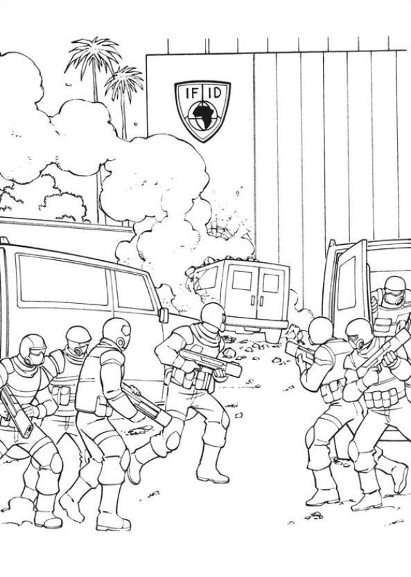 Kids N Fun Com Coloring Page Captain America Civil War