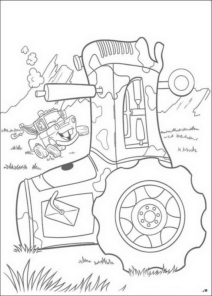 disney pixar coloring pages kids monsters coloring sheet