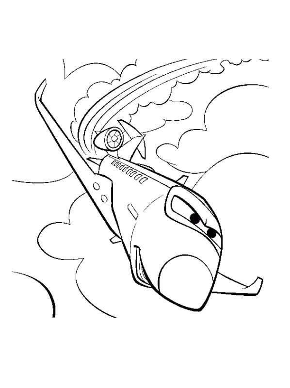 Kidsnfuncom  38 coloring pages of Cars 2