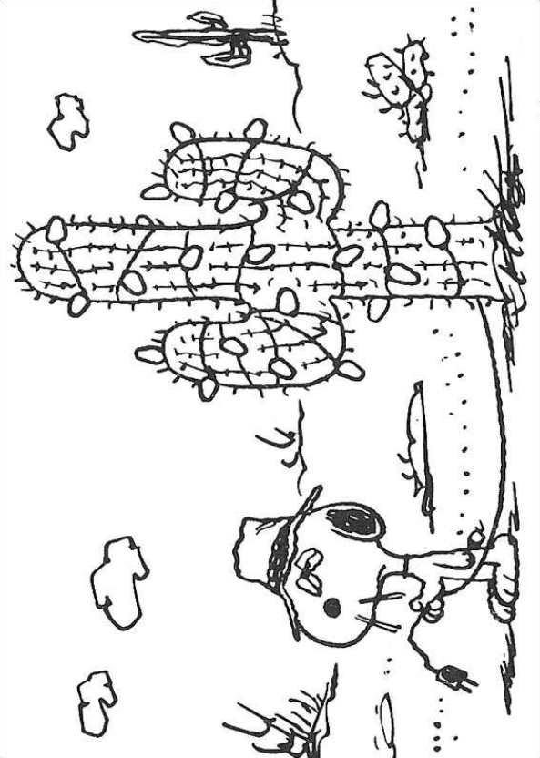 Kids-n-fun.com   23 coloring pages of Charlie Brown
