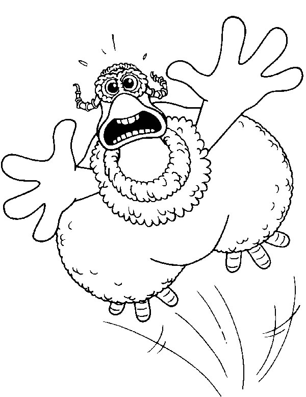 Films chicken run online coloring pages 24 ~ Kids-n-fun.com | 46 coloring pages of Chicken Run